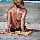 Sunworshipper I (2009) by Lauren Worsley