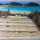 Matapouri Magic (2008) by Lauren Worsley