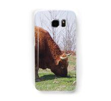 Vegetarian  Samsung Galaxy Case/Skin
