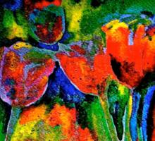 Tulip Symphony Sticker