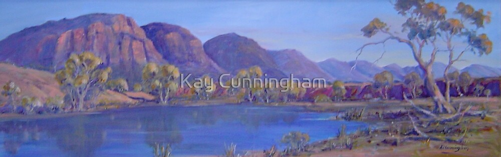 Flinders Ranges by Kay Cunningham