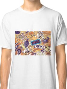 Urban Panel Classic T-Shirt