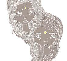Sun & Shadow by Blossom Liu