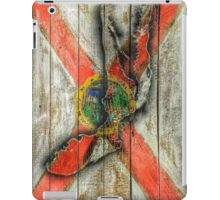 State of Florida Gator Flag iPad Case/Skin