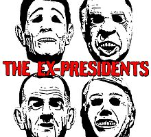 The Ex-Presidents by pablopistachio