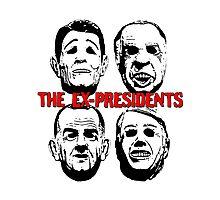 The Ex-Presidents Photographic Print