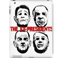 The Ex-Presidents iPad Case/Skin