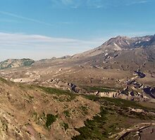Mt. St. Helens 14 by Sean Scott