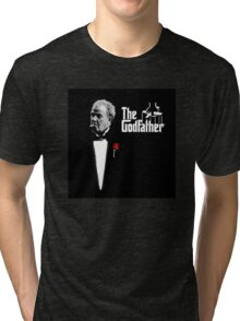 Top Gear - The Godfather Decal Tri-blend T-Shirt