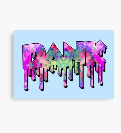 Dank - Galaxy Canvas Print