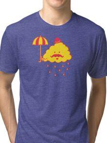 a little Cloudy Tri-blend T-Shirt