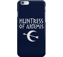 Huntress of Artemis iPhone Case/Skin