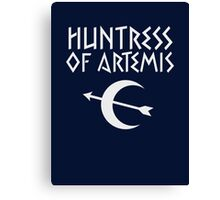 Huntress of Artemis Canvas Print
