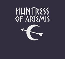 Huntress of Artemis Womens Fitted T-Shirt