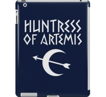 Huntress of Artemis iPad Case/Skin