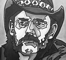 Lemmy by SimPaticoArt