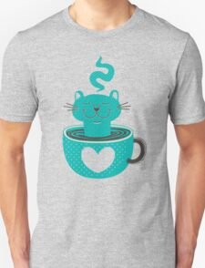 Cat in a Cup T-Shirt