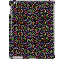 Colored Only in a Square World iPad Case/Skin