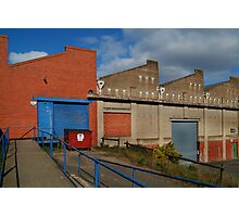 Industrial Building Photographic Print