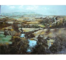Barrabool Hills Photographic Print