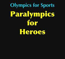 Olympics to Paralympics Unisex T-Shirt