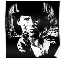DEAD MAN JOHNNY DEPP JIM JARMUSCH SHIRT Poster
