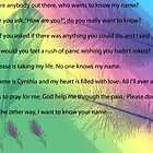 MY NAME by Spiritinme
