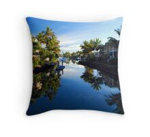 Morning bliss Throw Pillow