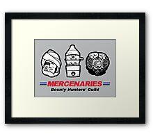 Mercenaries 2 Framed Print