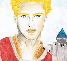 Richard I. Plantagenet - The Lionhearted by Rowan  Lewgalon