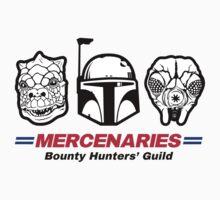 Mercenaries Kids Clothes