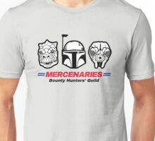 Mercenaries Unisex T-Shirt