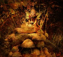 Frog Princess by Nana Leonti