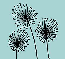 Flower Pattern No. 1 by SierraRain