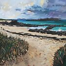 North End Beach, Iona by scottnaismith