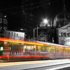 Ghost Tram by Jazzyjane