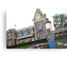 Disneyland 60 Entrance Metal Print