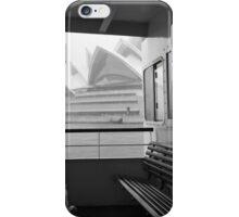 Sneaky Sydney Opera House  iPhone Case/Skin