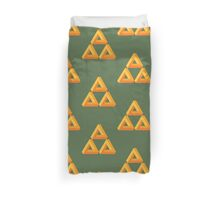 Impossible Triforce  Duvet Cover