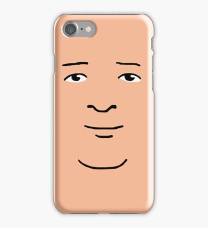 Bobby Hill iPhone Case/Skin