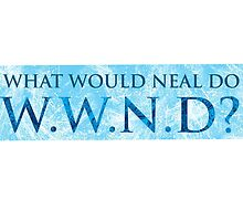 WWND - What Would Neal Do? by edtv