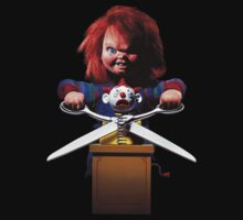 Childs Play Chucky by gungun44