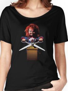 Childs Play Chucky Women's Relaxed Fit T-Shirt