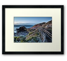 Cape Schanck • Mornington Peninsula • Victoria Framed Print