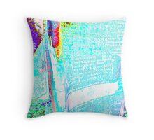 Psych Prayer Flag Throw Pillow
