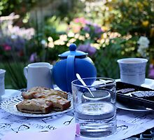 Afternoon Tea  by Lynn Ede