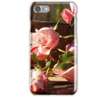 Rose on a Hat iPhone Case/Skin