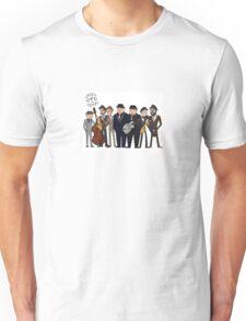 Lucky Seven - Toon Band Unisex T-Shirt