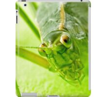 Grasshopper 65mm 2:1 iPad Case/Skin