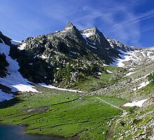 Italian Alps by becks78